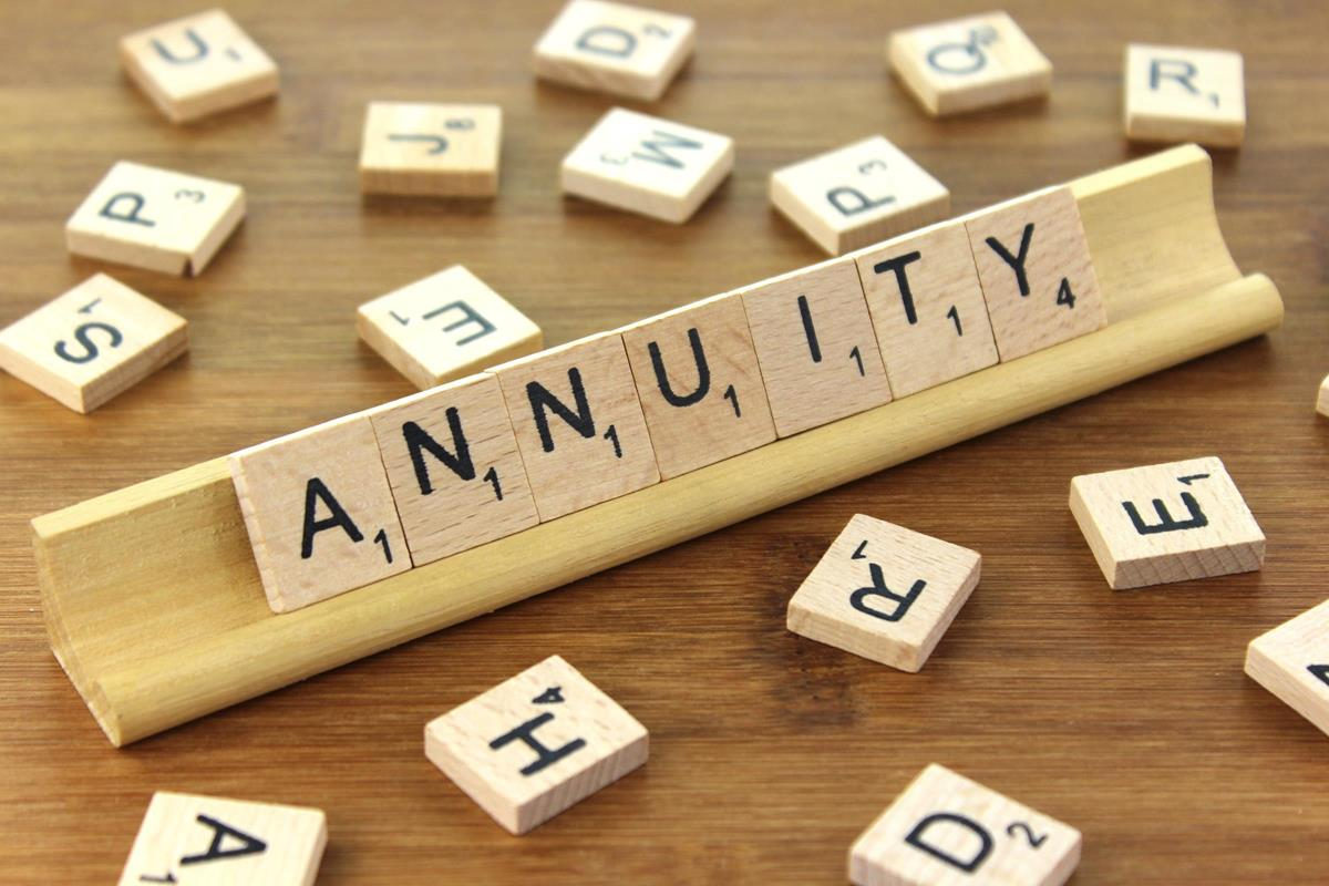 Annuity or ARF image